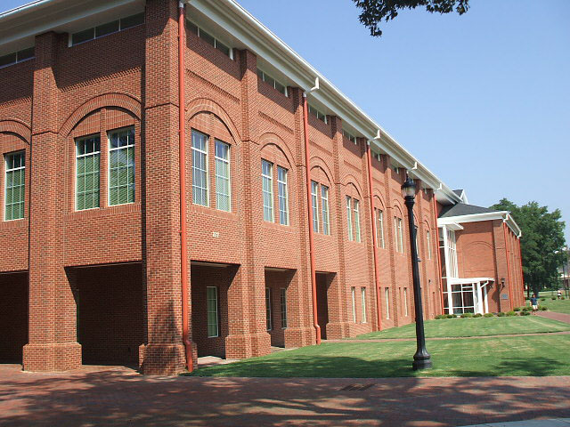 Campbell University Pharmacy School